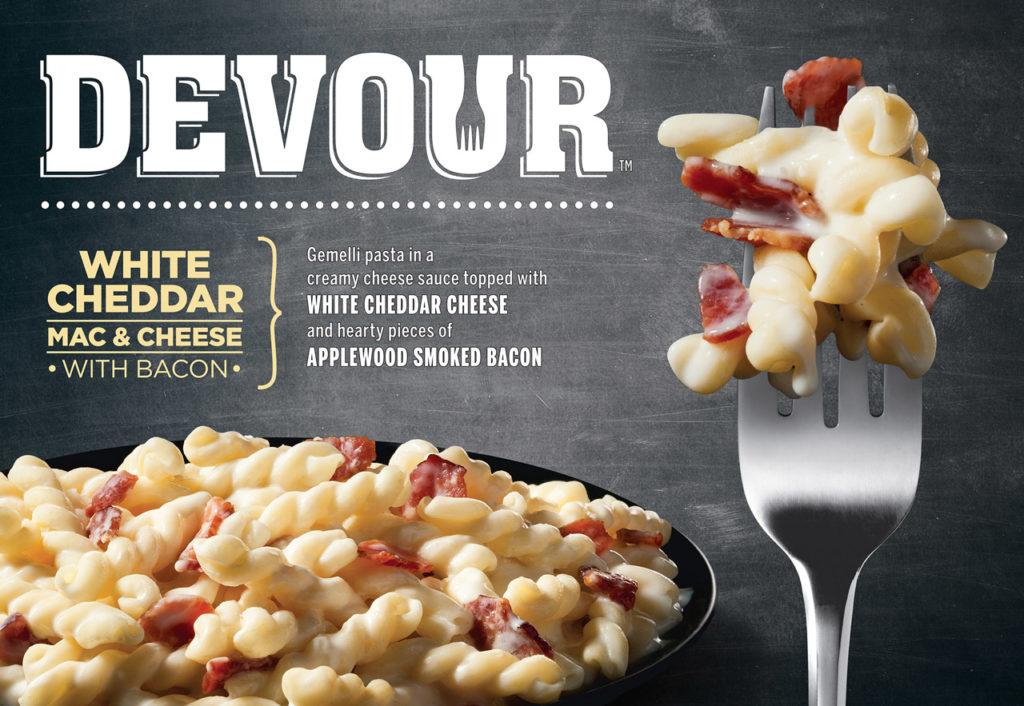 Devour Foods Commercial Casting