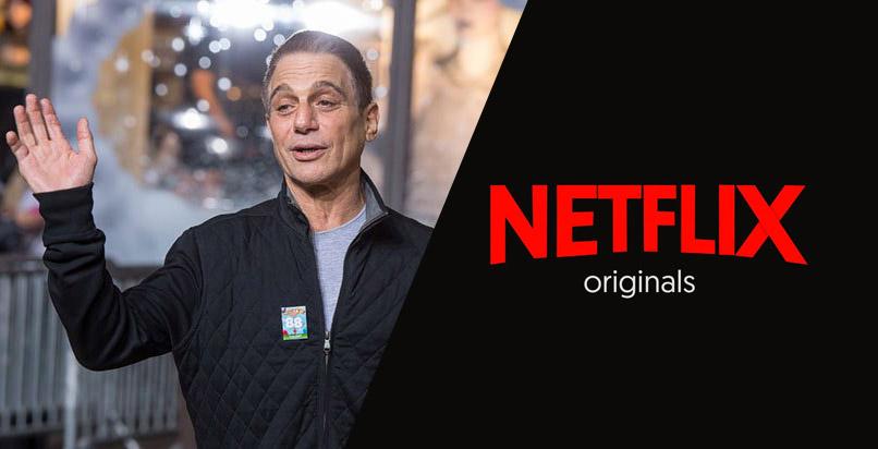 Tony Danza in The Good Cop-Netflix