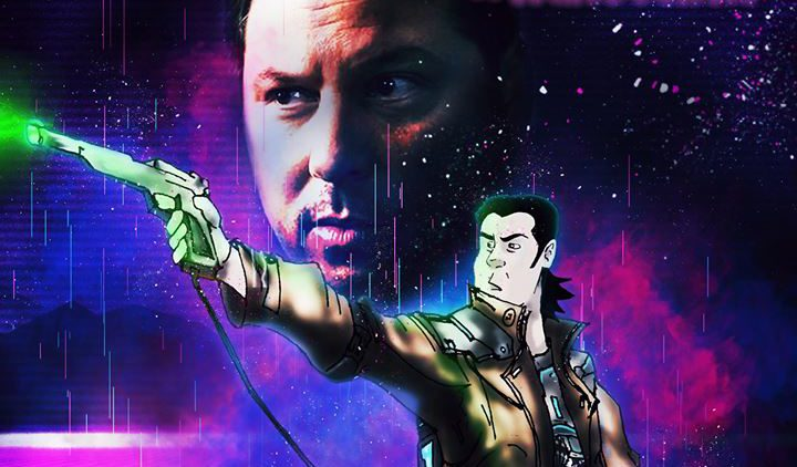 Greg Grunberg in Max Reloaded and the Nether Blasters