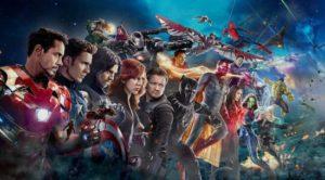 Marvels The Avengers- Infinity War