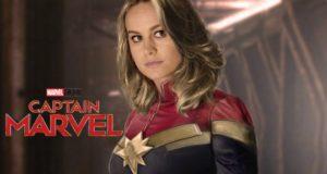Captain Marvel Filming in February