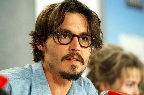 Johnny Depp acting advice
