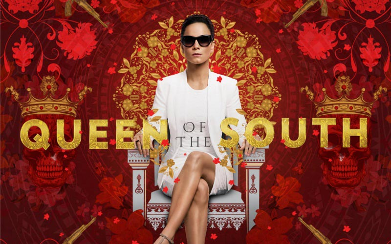 Queen of the South film job
