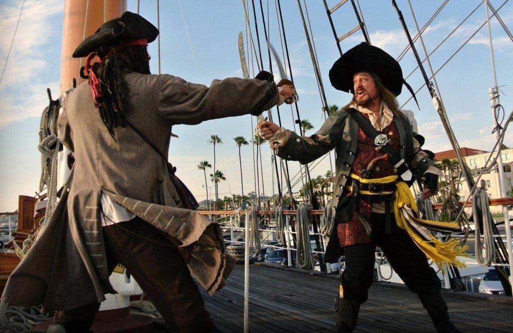 Pirates Casting Call