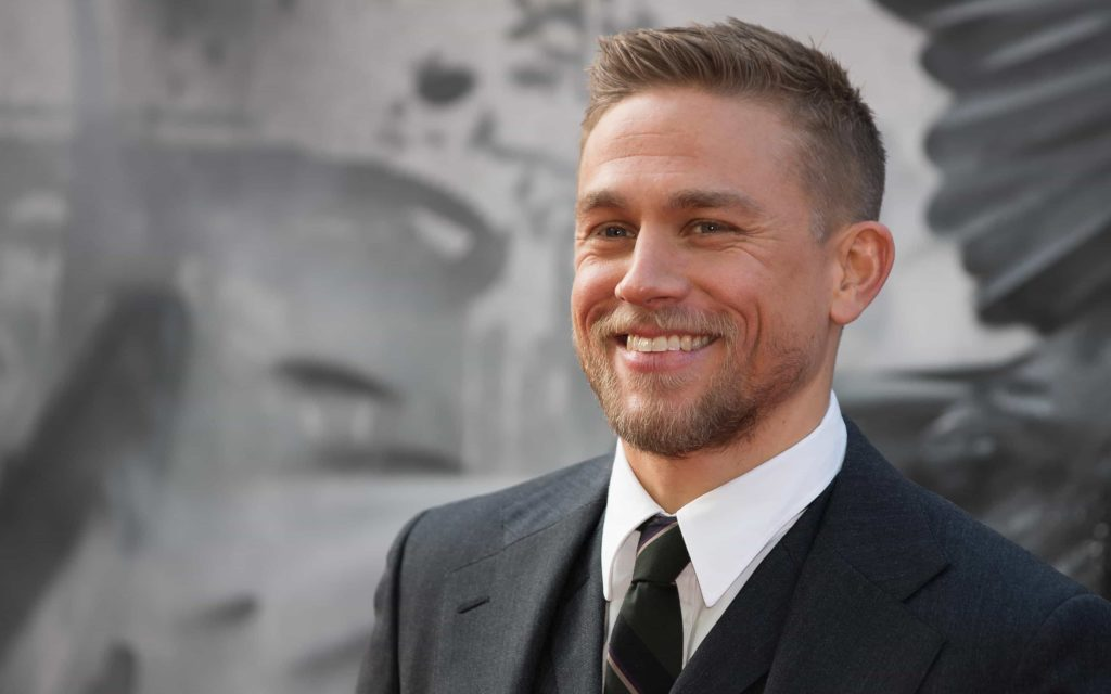 Filming in August: Charlie Hunnam to Star in Upcoming Film