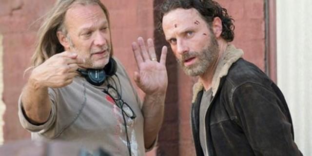 Director Greg Nicotero