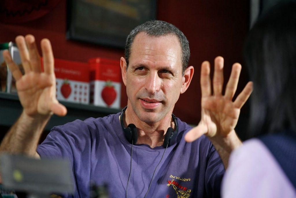Director Isaac Florentine