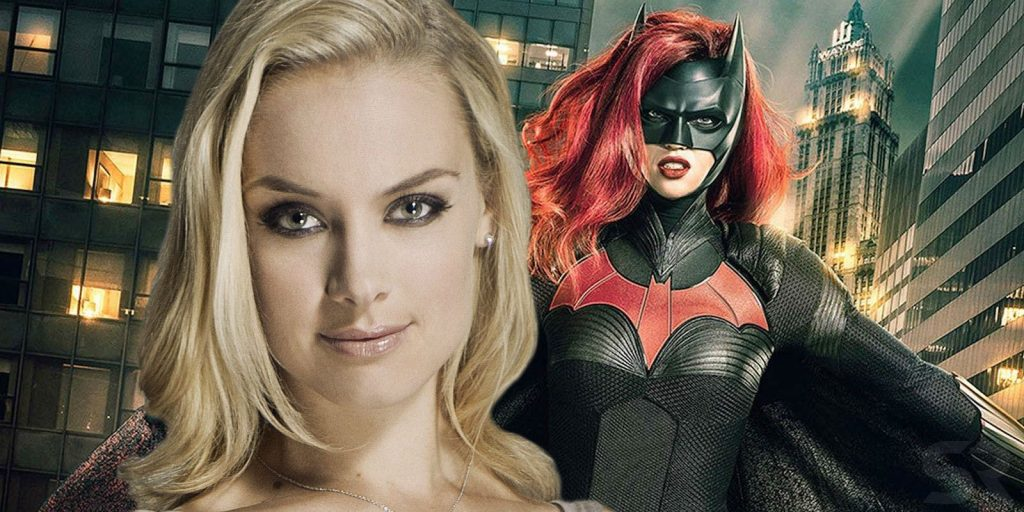 Rachel Skarsten Batwoman