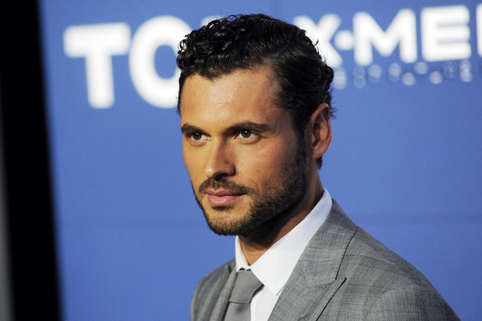 Actor Adan Canto